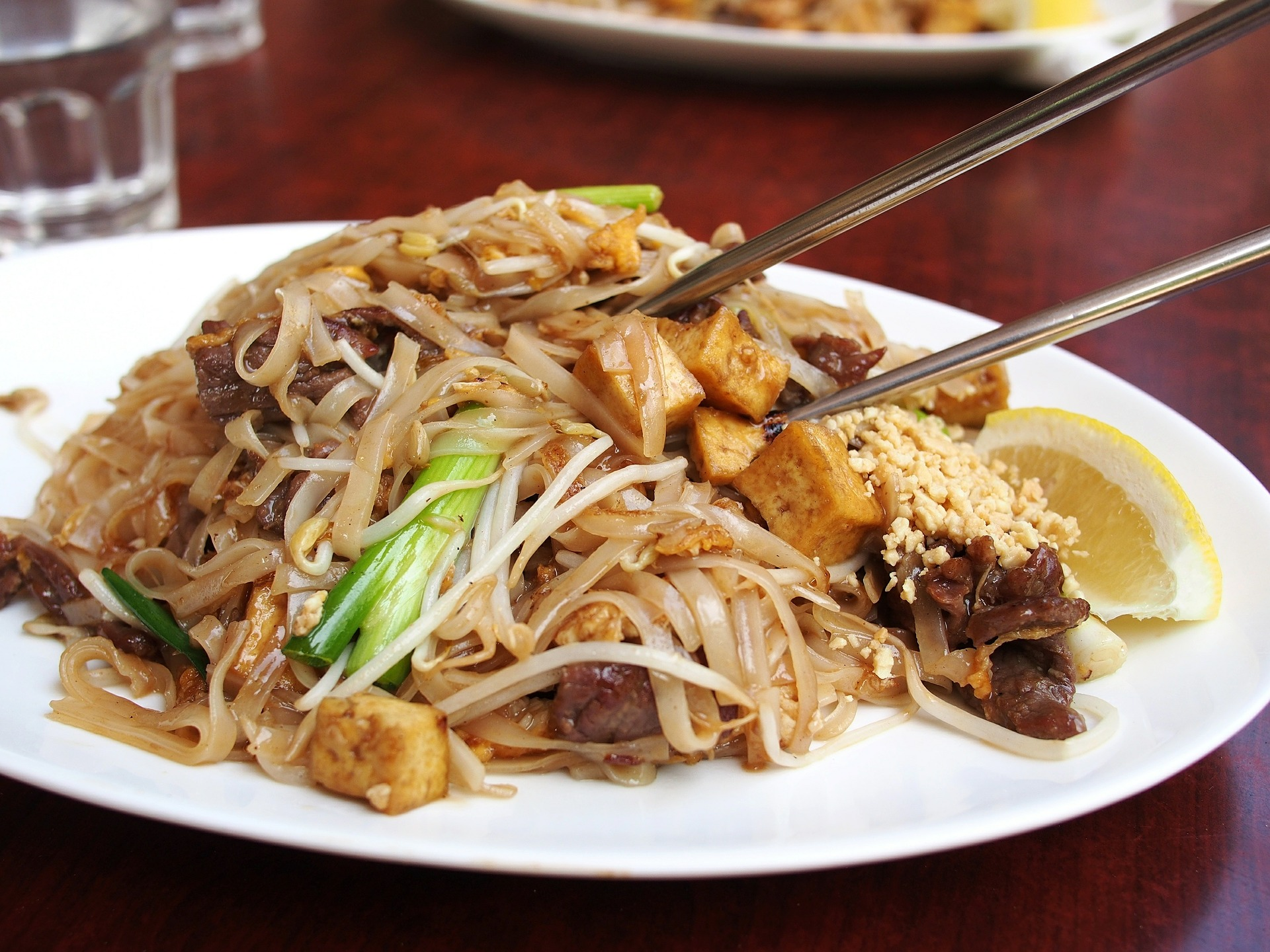 Thai Fried Noodle